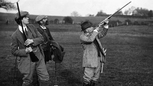 Tweed+-+The+Earl+of+Craven+Hunting.jpg