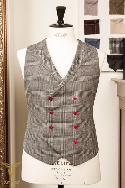 Glen+Plaid+Double+Breasted+Waistcoat+Red+Buttons+Vest+Gilet.jpg
