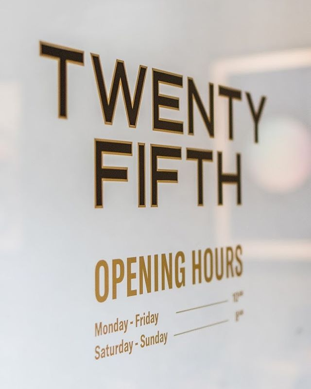 Slow down, stop in, and induldge yourself with delicious food and refreshing drinks. • #twentyfifth_jakarta