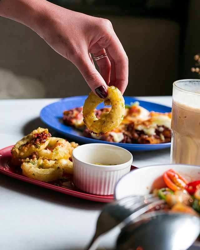 For the love of food. Get 15% off until 4pm! • #twentyfifth_jakarta