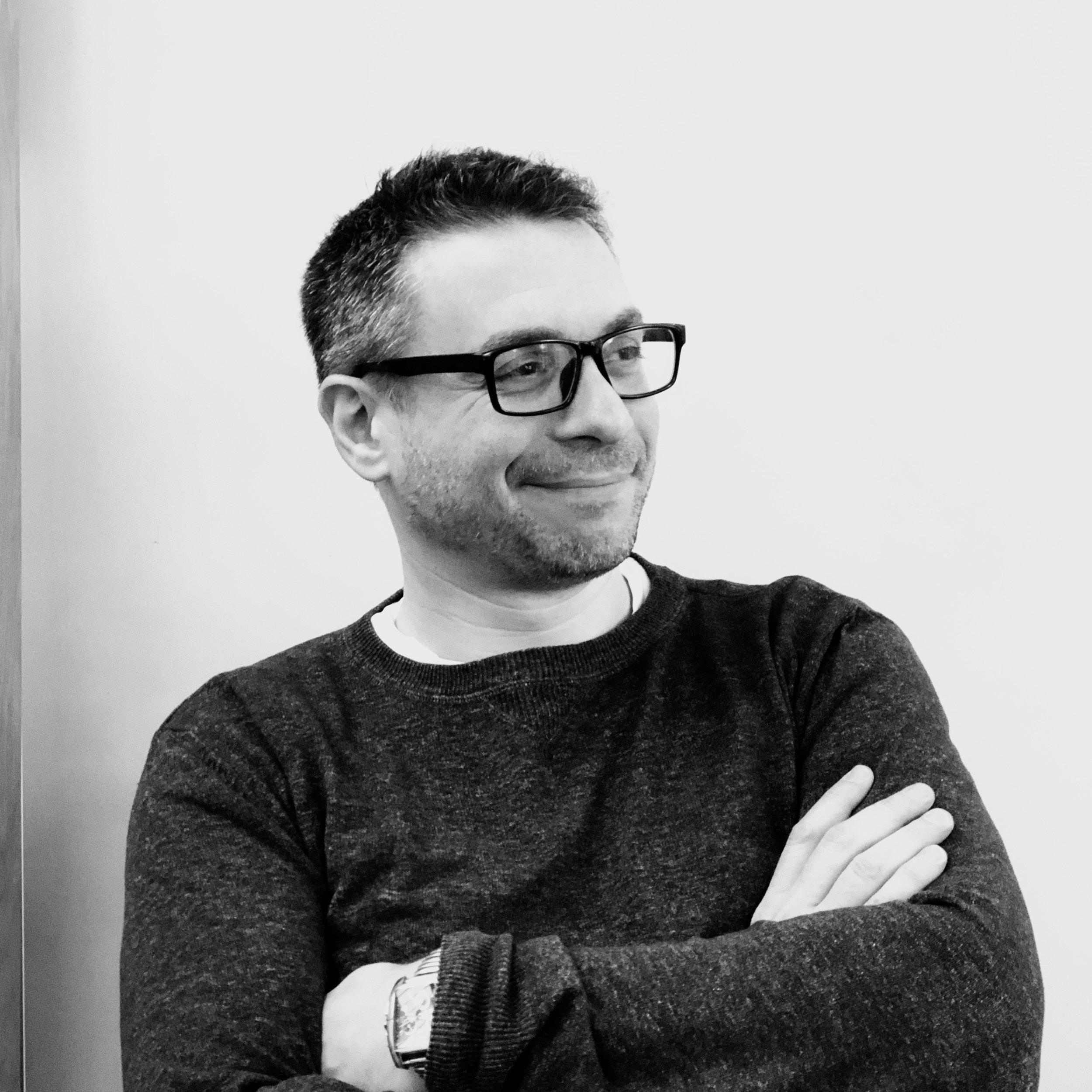 Marc Sperber - Studio Manager