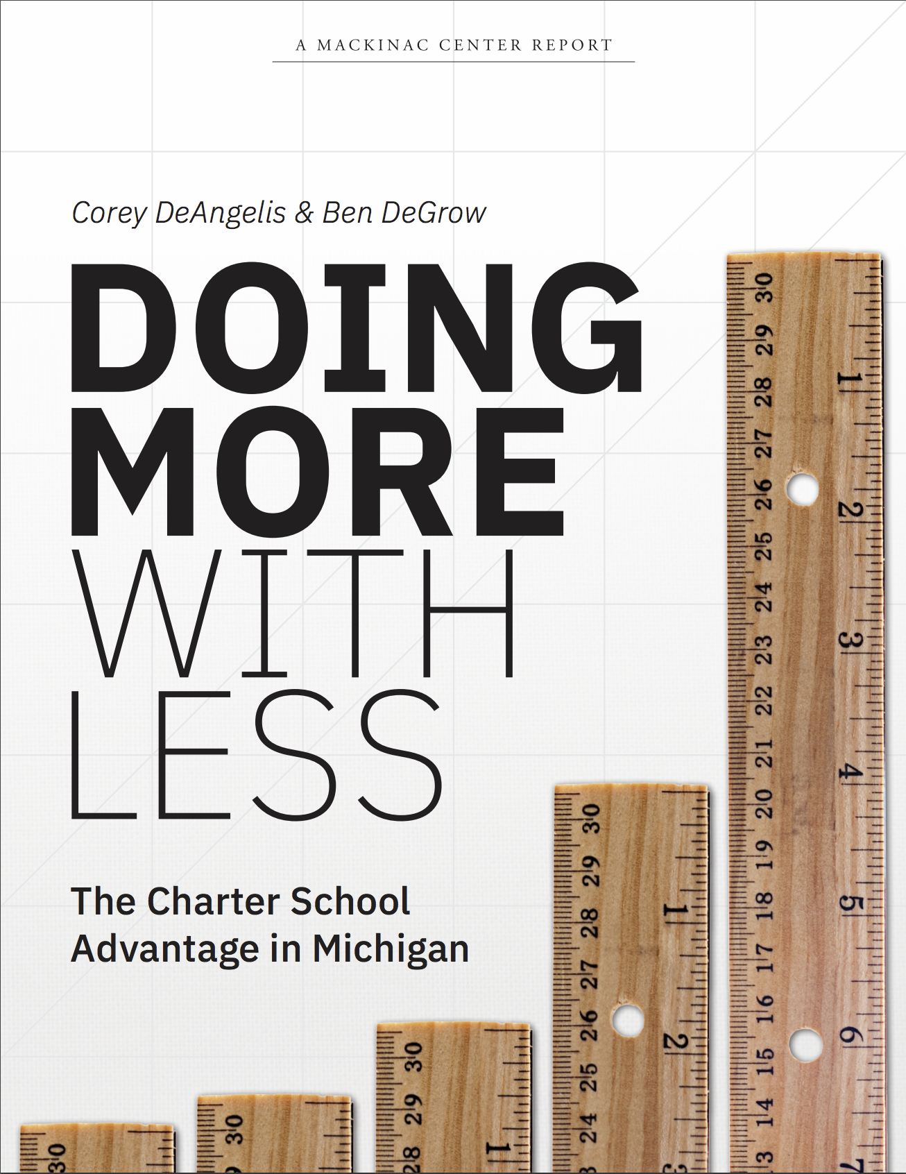Better Fiscal Outcomes - Public charter schools in Michigan are more cost effective and produce a larger return on investment for taxpayers. These results persist even after controlling for student demographic factors that research suggests impacts both a school's funding levels and its average student test scores.