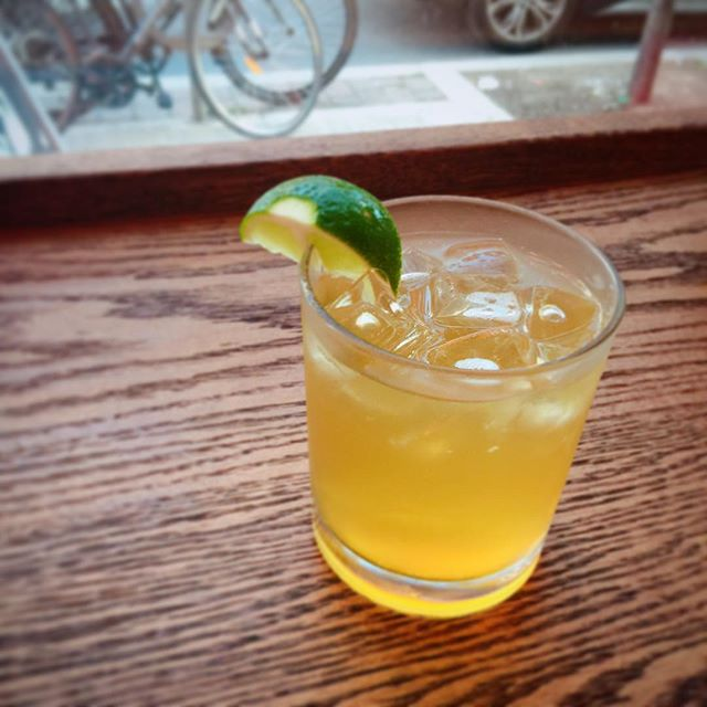 Sweet Yuzu Drink is a non-alcoholic and not that sweet drink 😉 Really refreshing and perfect for hot days! ☀️🍹👍 #koreandrink #virgindrinks #nonalcholic #yuzu #torontofood #tofood #toeats #yyzeats #torontoeats #blogto #foodlove #foodlover #foodblog #feedfeed #torontofoodie #tofoodie #foodblogger #tastetoronto #foodstagram #instagood #instafood