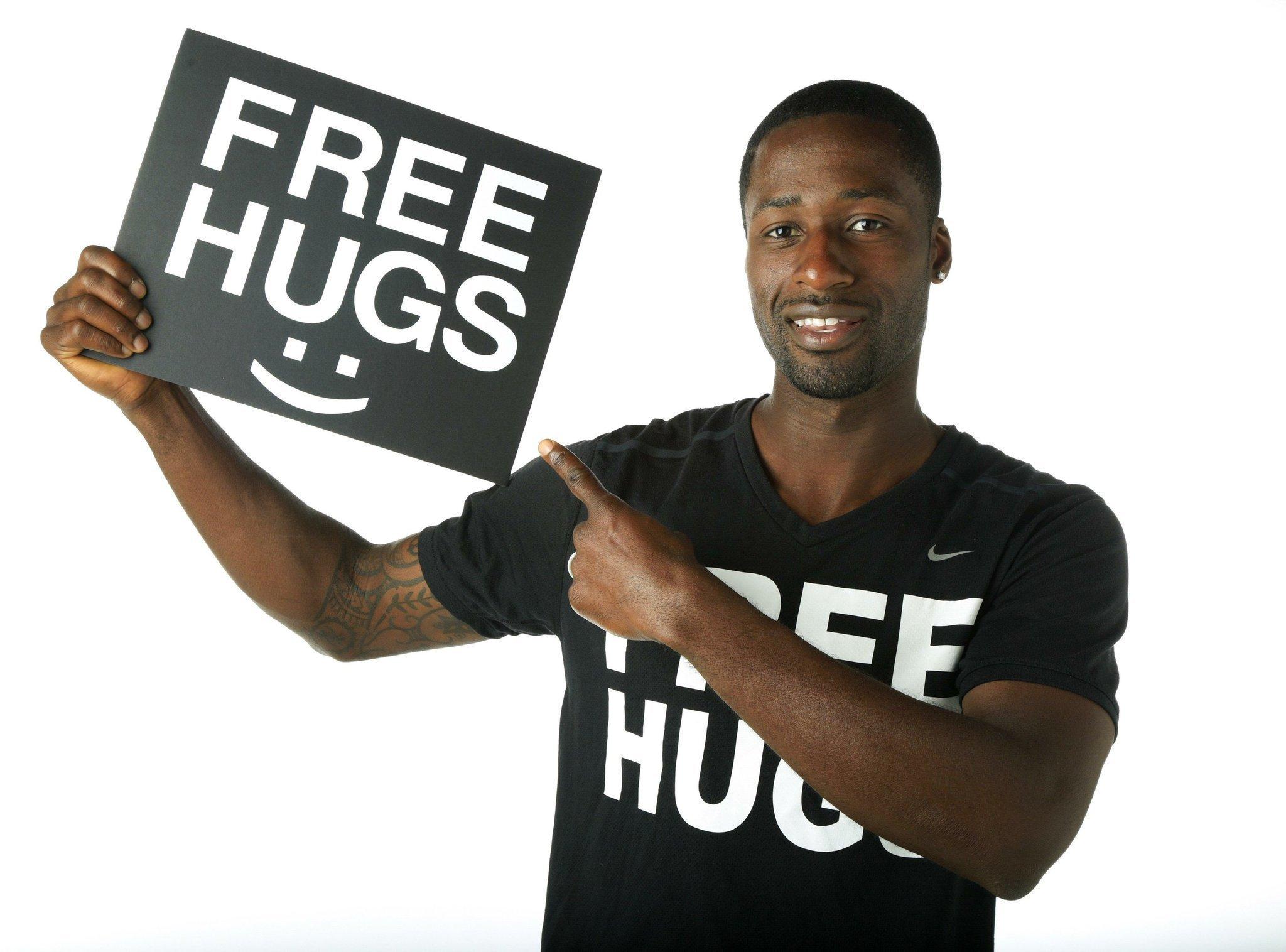 Ken E. Nwadike Jr | Free Hugs Project -