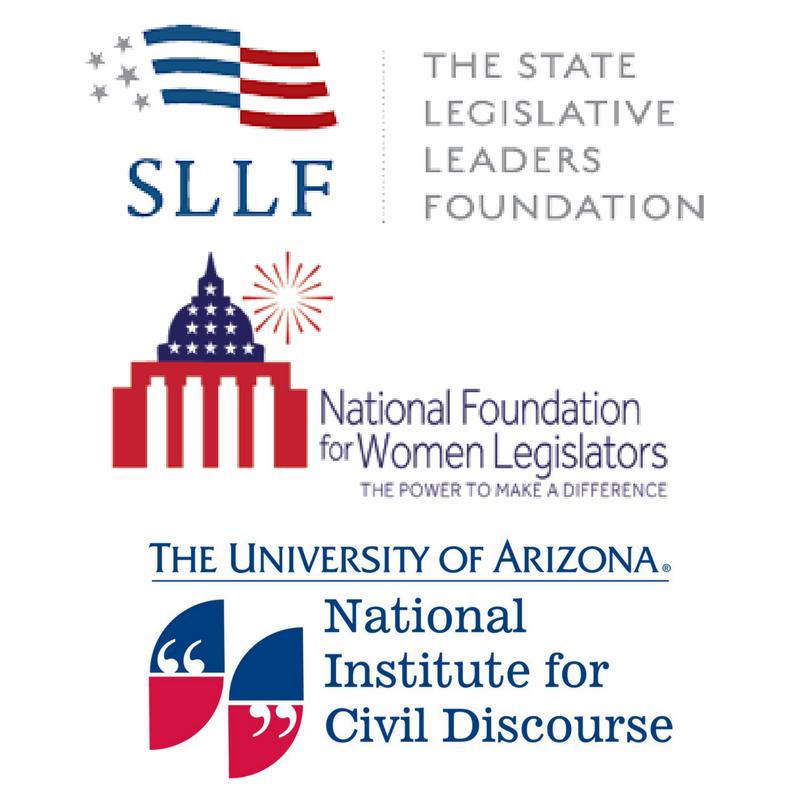 State Legislative Leaders Foundation,National Institute for Civil Discourse,National Foundation for Women Legislators -