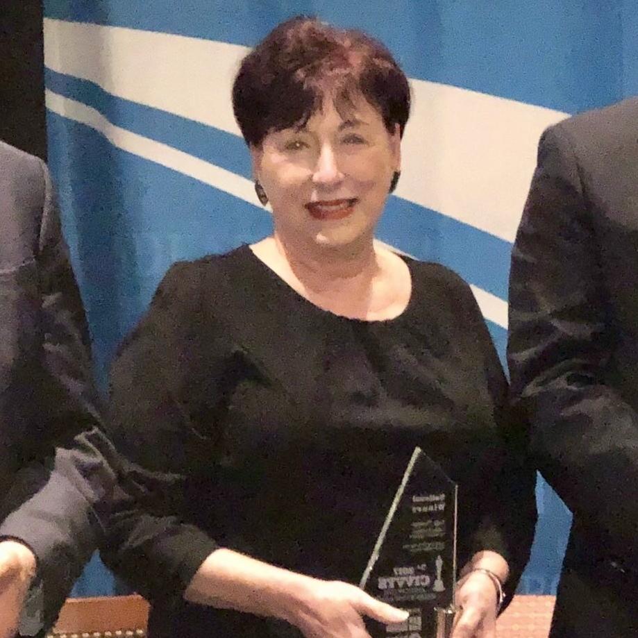 Jody Thomas | Executive Director, National Foundation for Women Legislators (2017 Winner, National) -