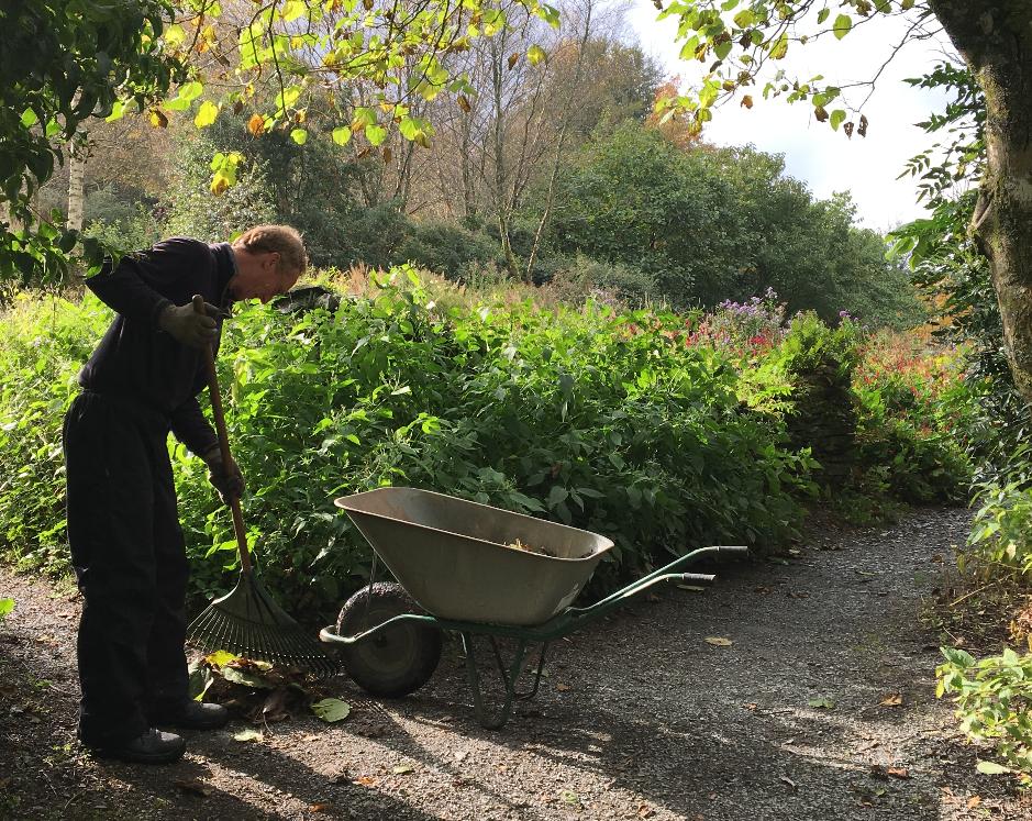 Garden Volunteer at The Garden House