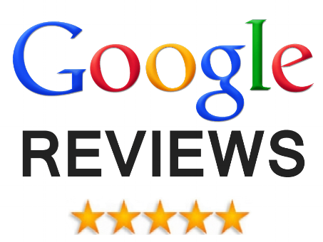 Chiropractic office with 5 Star Google Review.