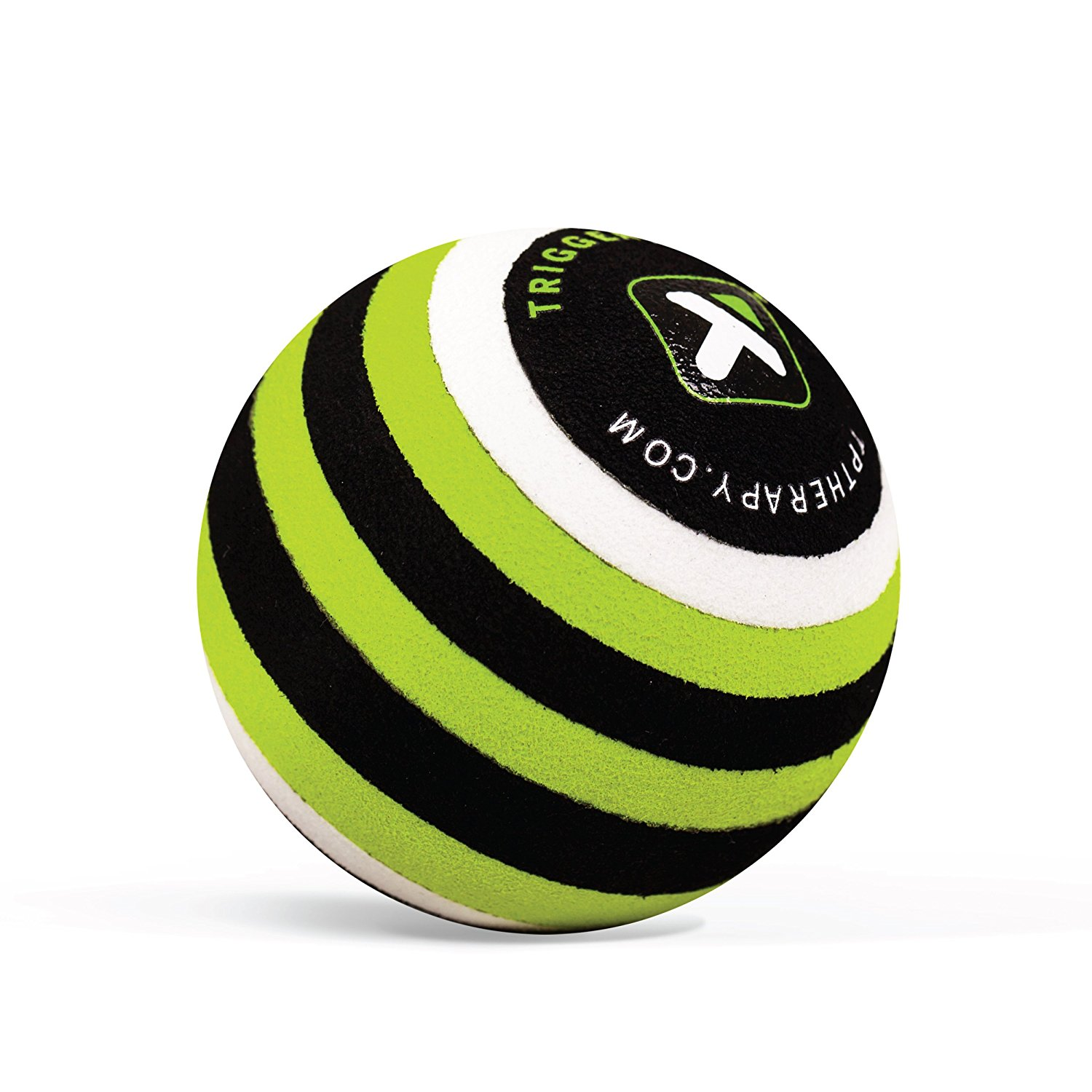 Trigger point ball to help with runners knee, IT band, shoulder pain and other chiropractic and muscle problems.