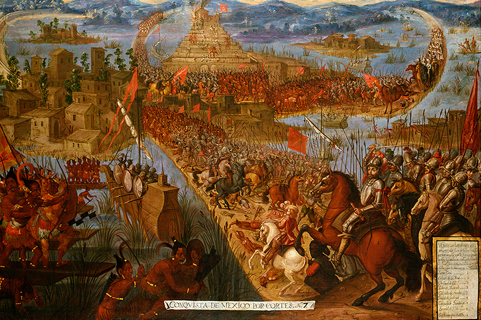 Understanding the Myth around the Spanish Conquest of Mexico - A piece analyzing the narrative of the history of the conquest of Latin America by the Spanish Empire