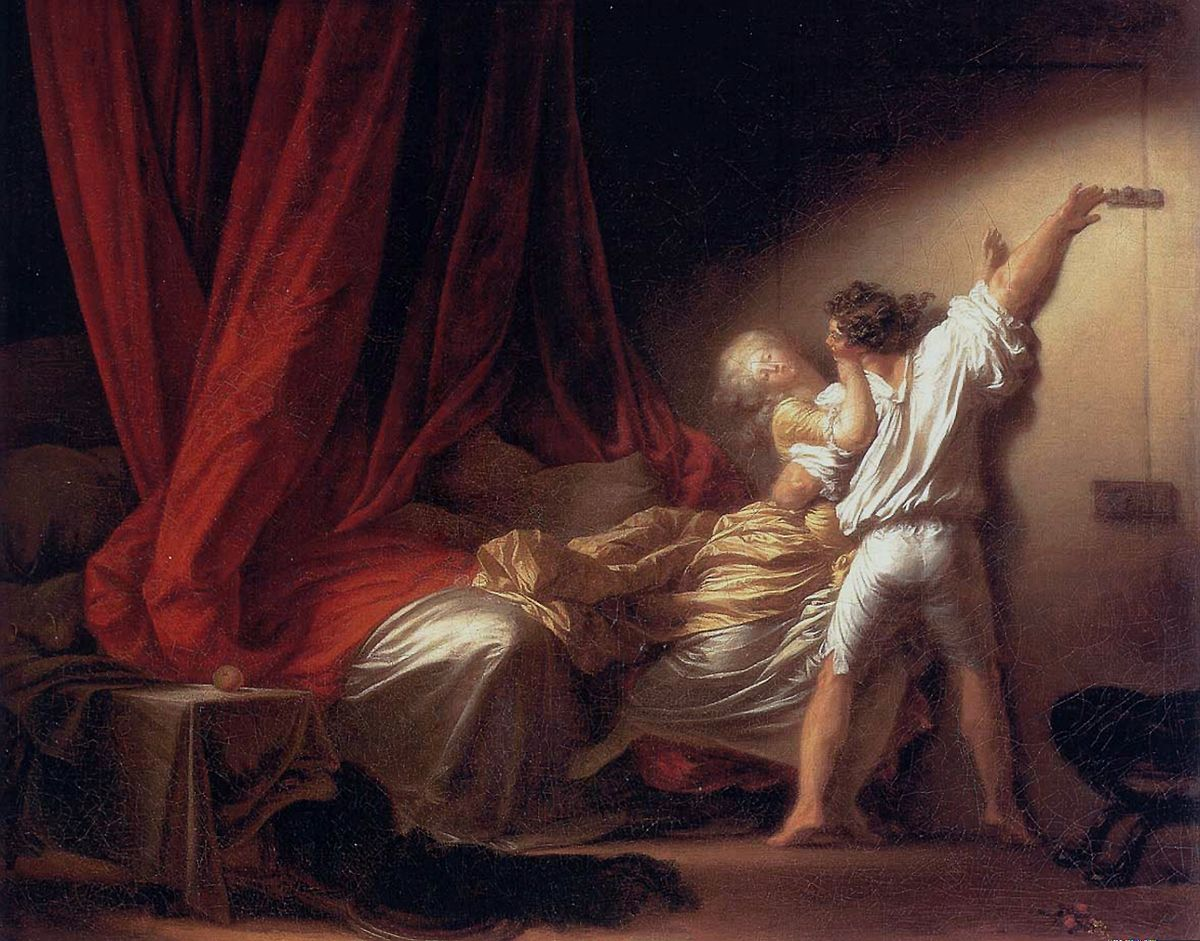 On Lie in Les Liaisons Dangereuses - A review of the eponym masterpiece by Choderlos de Laclos (piece in French).
