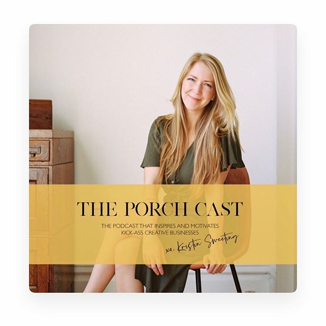 Have you gone and binge-listened to The Porch Cast in a while? I can't believe it's been almost a year of hosting creative business owners on my porch, chatting about life and business and all the things. Here's where we've been so far: . S2E1- How to book 10-20k clients with less than 5000 Instagram followers . S2E2- The key to raising your pricing . S2E3- A Bride's Friend: crafting an experience from the heart with @neillieb of @mariee_ami . S2E4- Live coaching call talking a photographer through a dip in inquiries . S2E5- The Importance of Brand Recognition with @invisionevents . S2E6- The Benefits of Mindfulness in your life and business with @findyourbreath . S2E7- Rethinking your digital marketing with @chriscreed . And Season 1- . S1E1- Building your online platform with @johnrmeese . S1E2- Recovering from Burnout with @rebeccawalkertherapy . S1E3- Writing saved my life- escaping spiritual abuse with @_eve_ettinger . S1E4- Business after baby with @simplybysuzy . S1E5- Choosing Tools that Inspire Your Art with @matthewhoopes and @laura.hoopes . S1E6- Manifesting in Life, Love, and Business with @darcybenincosa . S1E7- Business after Baby (and Bourbon) with @brandonchesbro . What else/who else would you love to hear from this year??