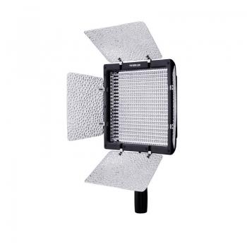 1 db Yongnuo YN900 LED lámpa 3200 - 5500 K - 450 db 5500K LED és 450 db 3200K LEDváltoztatható teljesítményváltoztatható színhőmérséklet