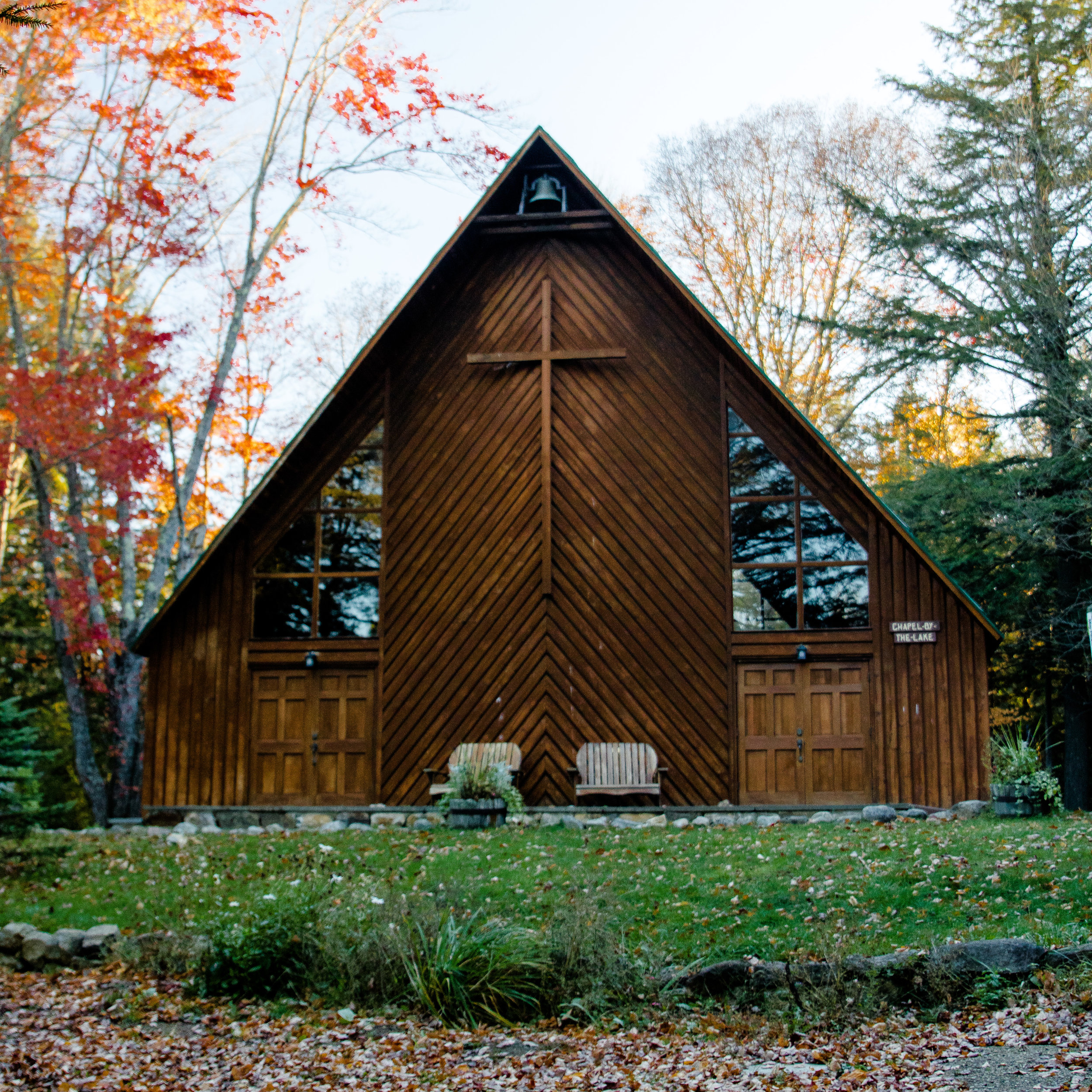 Chapel by the Lake - worship space