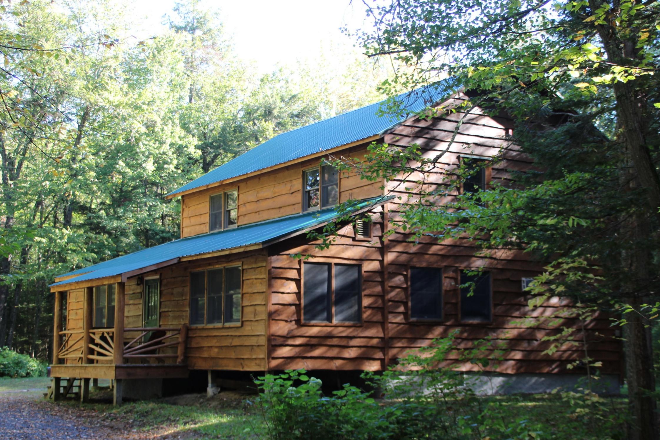 Troost Lodge - retreat house