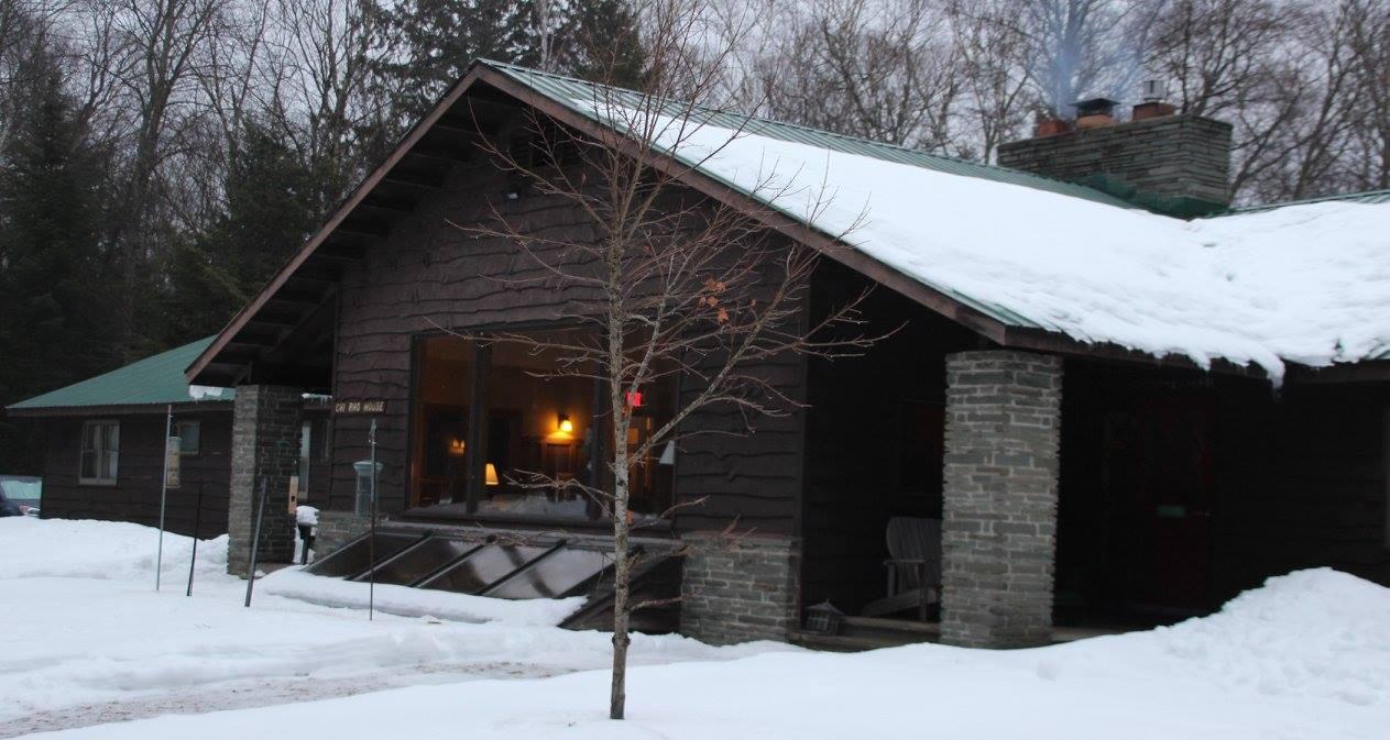 Chi Rho - retreat house