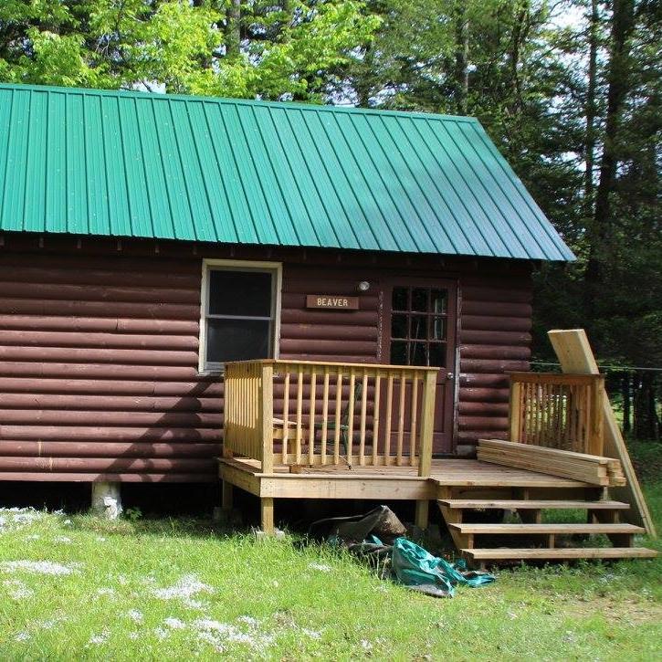 Camper Cabins - sleeping quarters