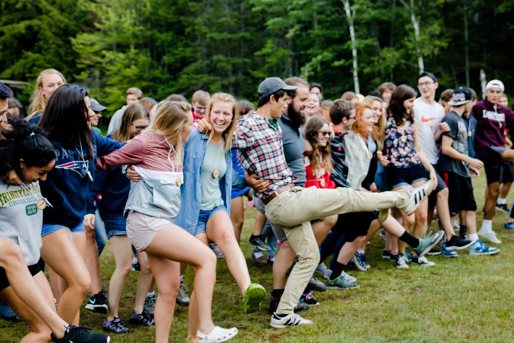 - We believe that you're never too old to come to Camp