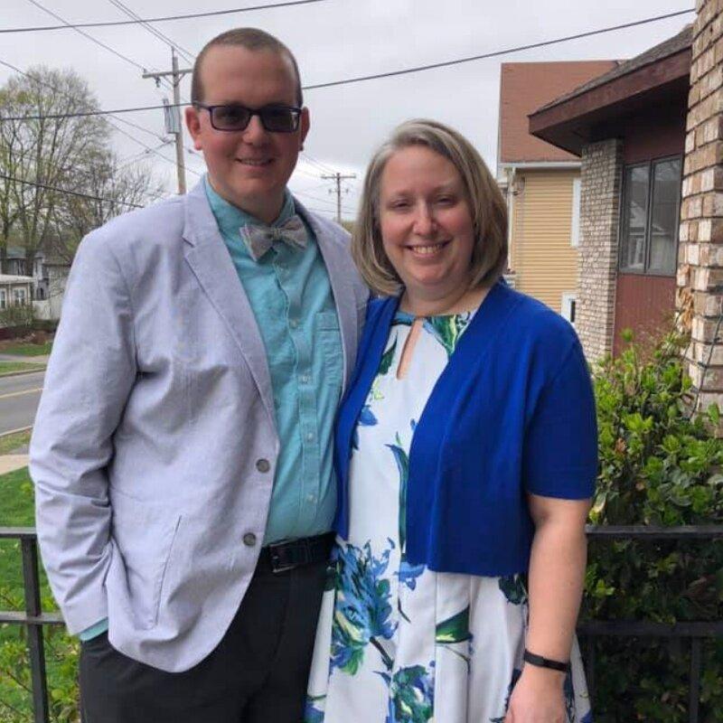 Pat and Sarah Kinne