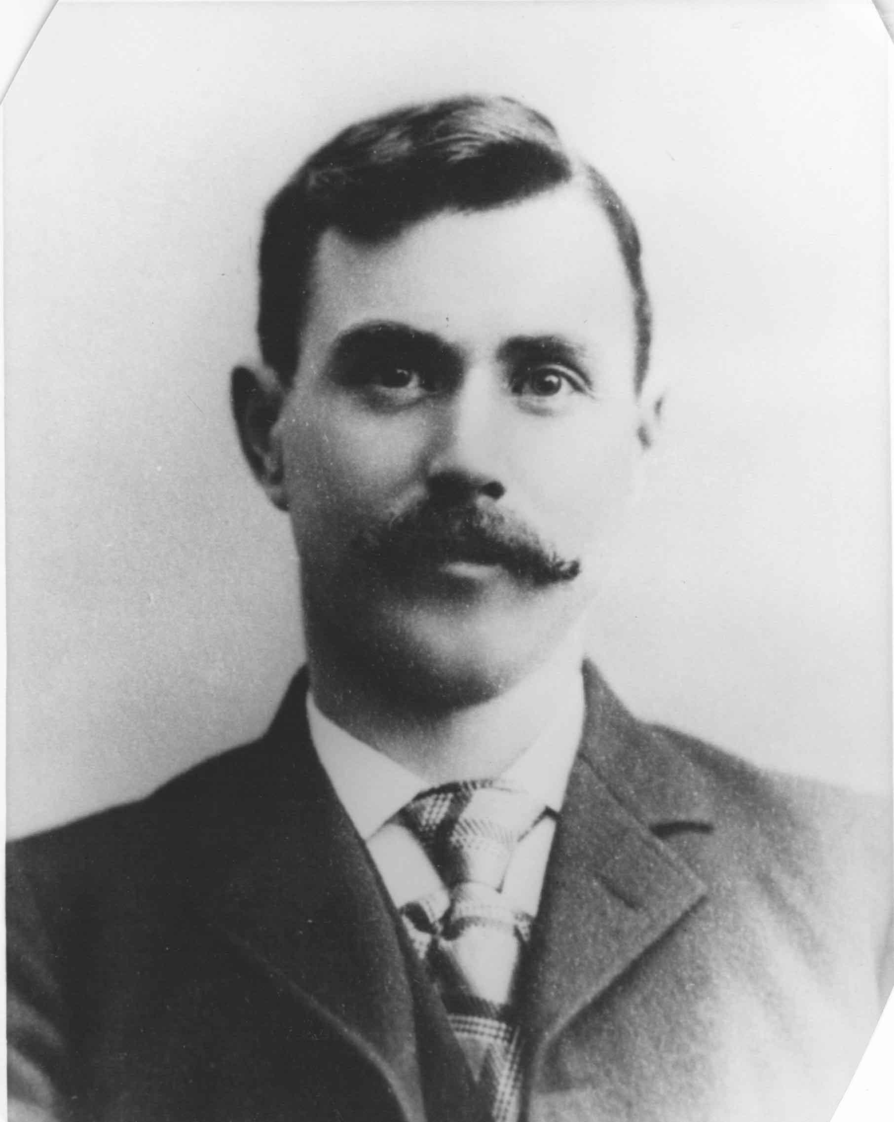 Fred Harwood