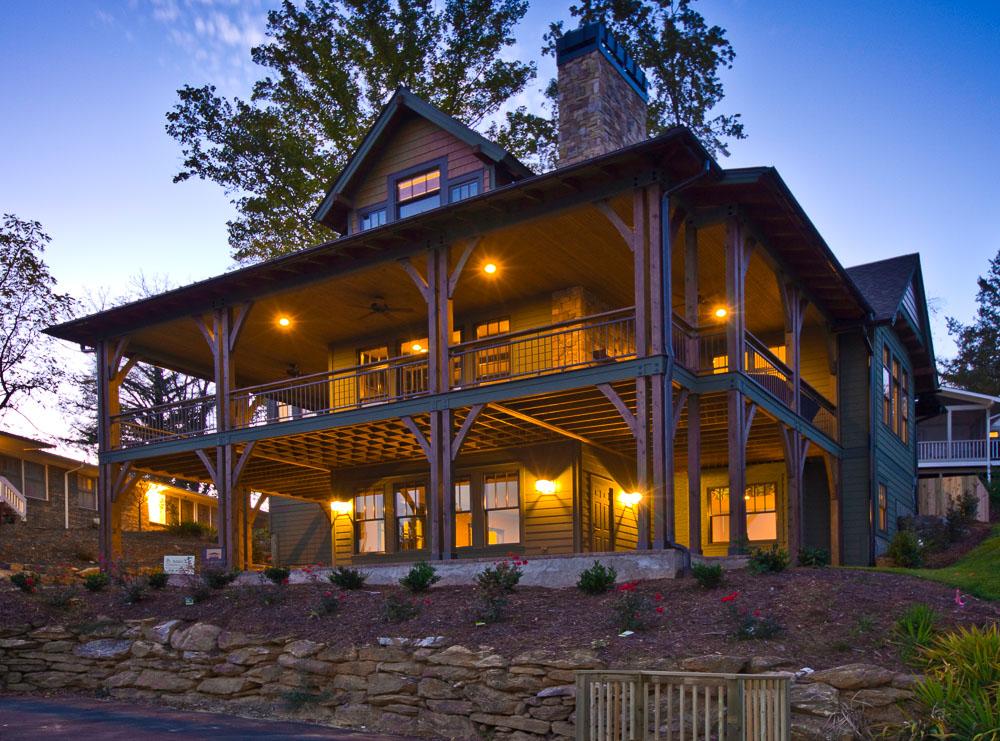 Cox Residence