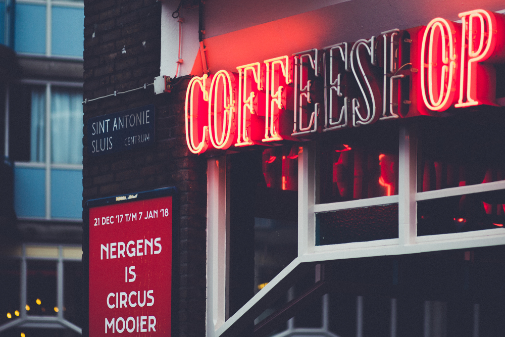 Three Days in Amsterdam:A Coffee Shop Tour - Client: Highlife Media