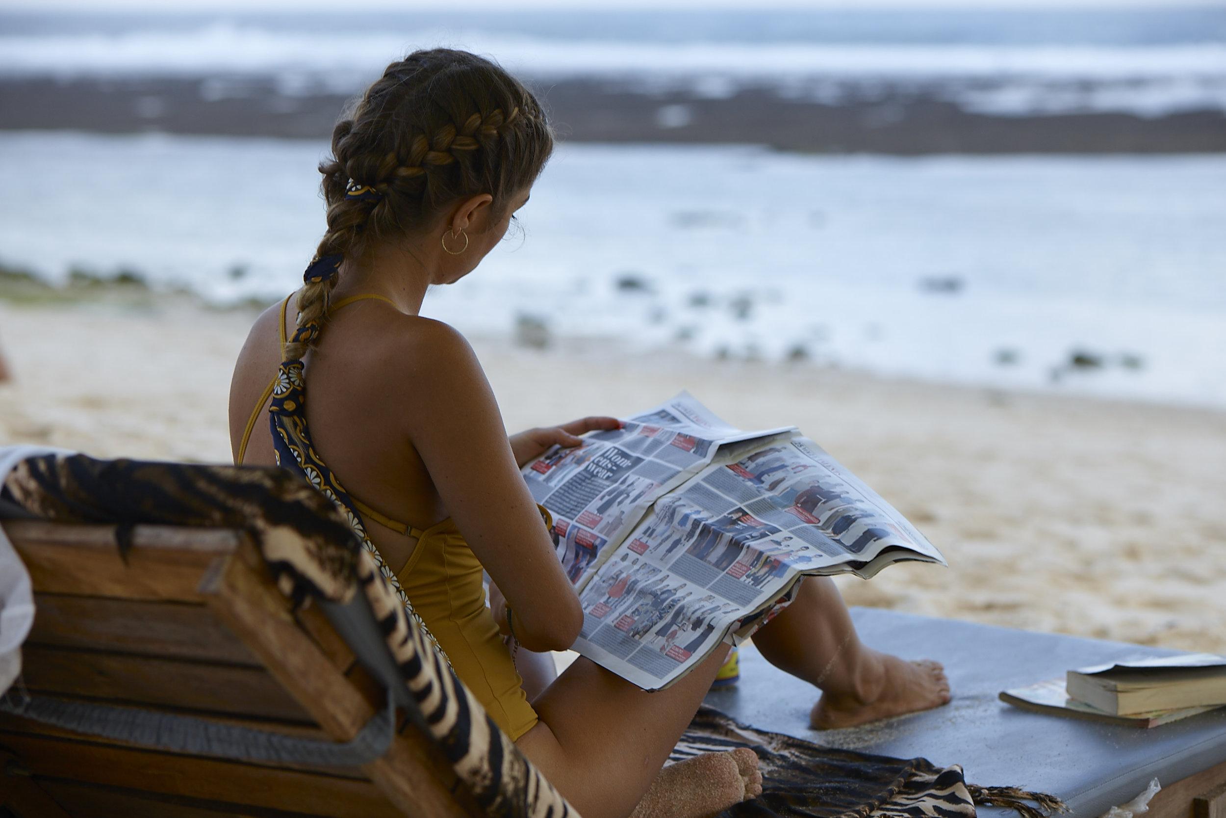 Beach -