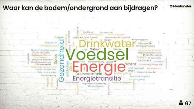 #laatstekans Komende donderdag (13 september) organiseert Onder Twente weer het Twents Bodemcafé ! Er zijn nog enkele plekken beschikbaar... meld je aan via j.warmerdam@enschede.nl . Meer info: www.ondertwente.nl ! #praatmee #twente #bodem #bewustzijn