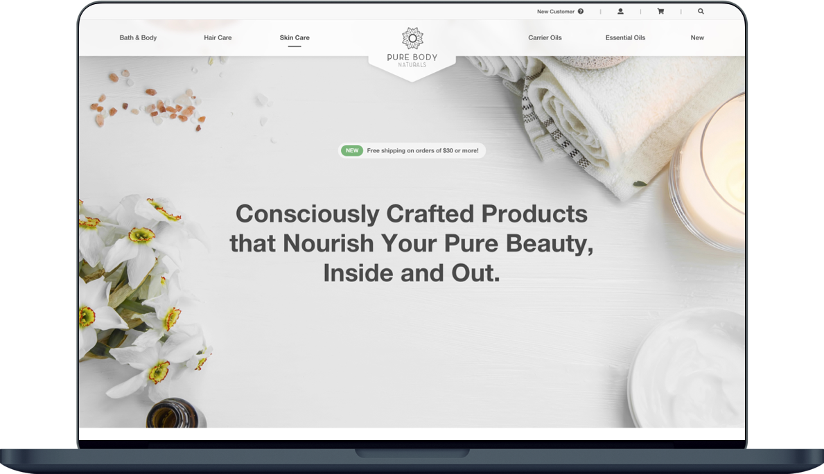 Fully Responsiveecommerce WEBsite -