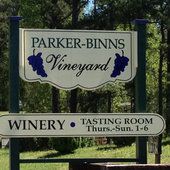 Parker-Binns Vineyard