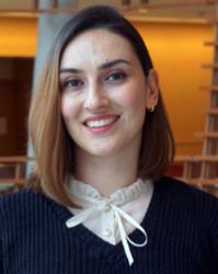 Hourinaz Behesti, PhD  Developmental Neurobiologist, Rockefeller University