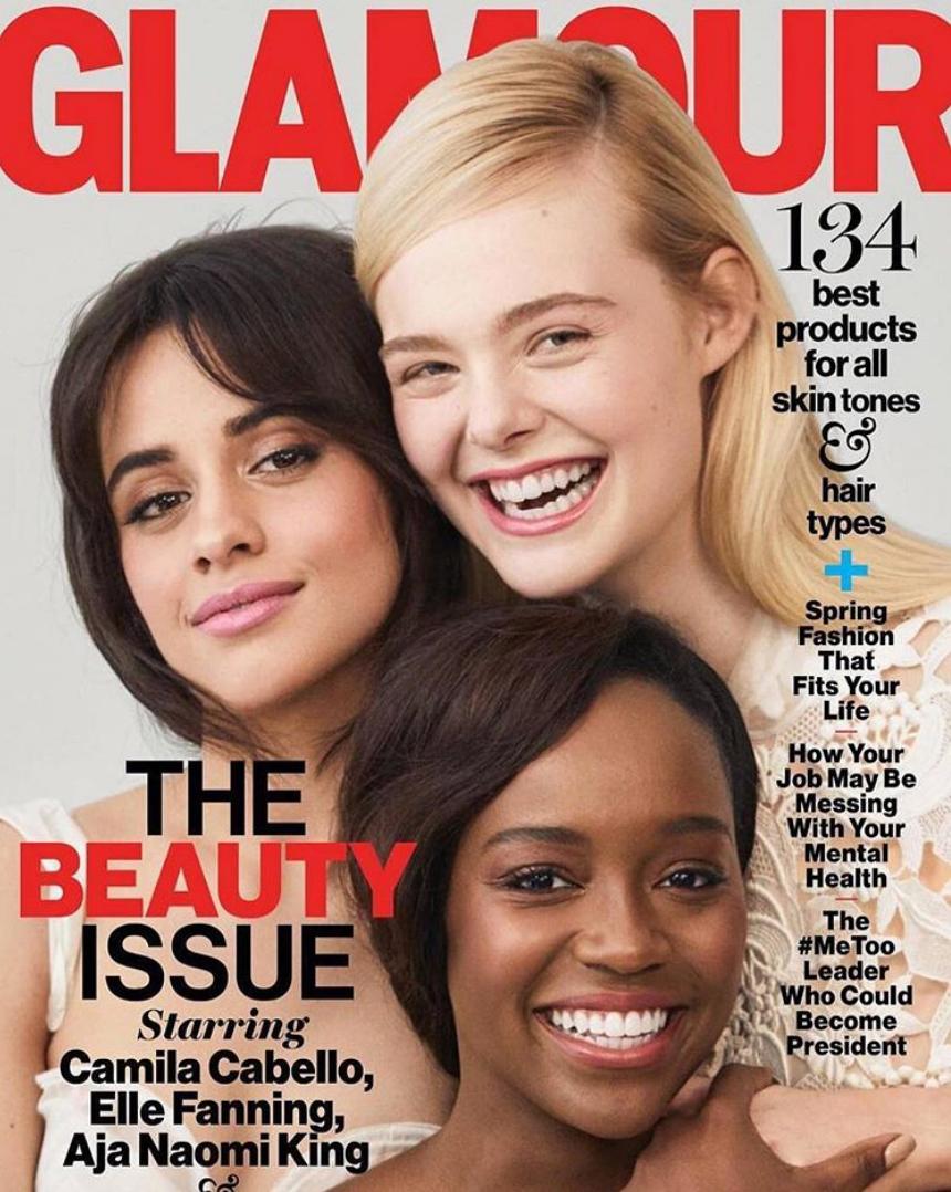 Camila is Medium, Elle is Fair, and Aja is Rich.
