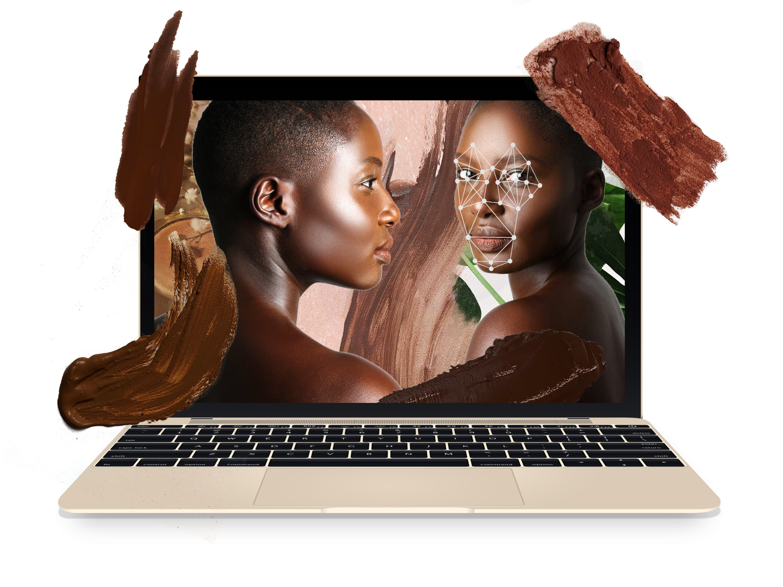 Skin Tone Matching Artificial Intelligence for Your Website - Match the color cosmetics you sell online to your customers' unique skin tones with NUDEMETER™
