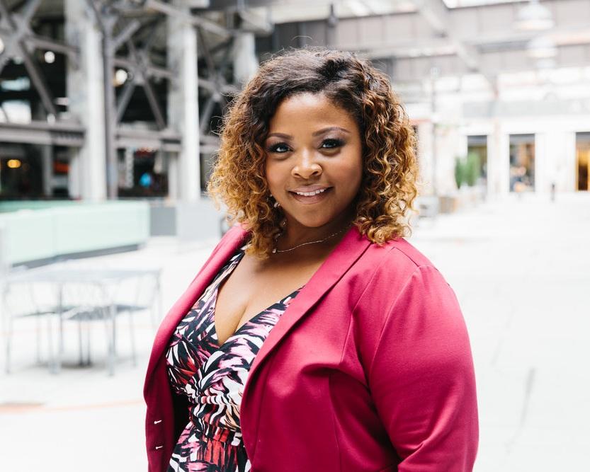 Pur Cosmetics VP of Marketing and Product Innovation Tisha Thompson