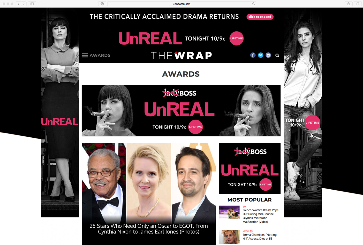 The Wrap - Takeover