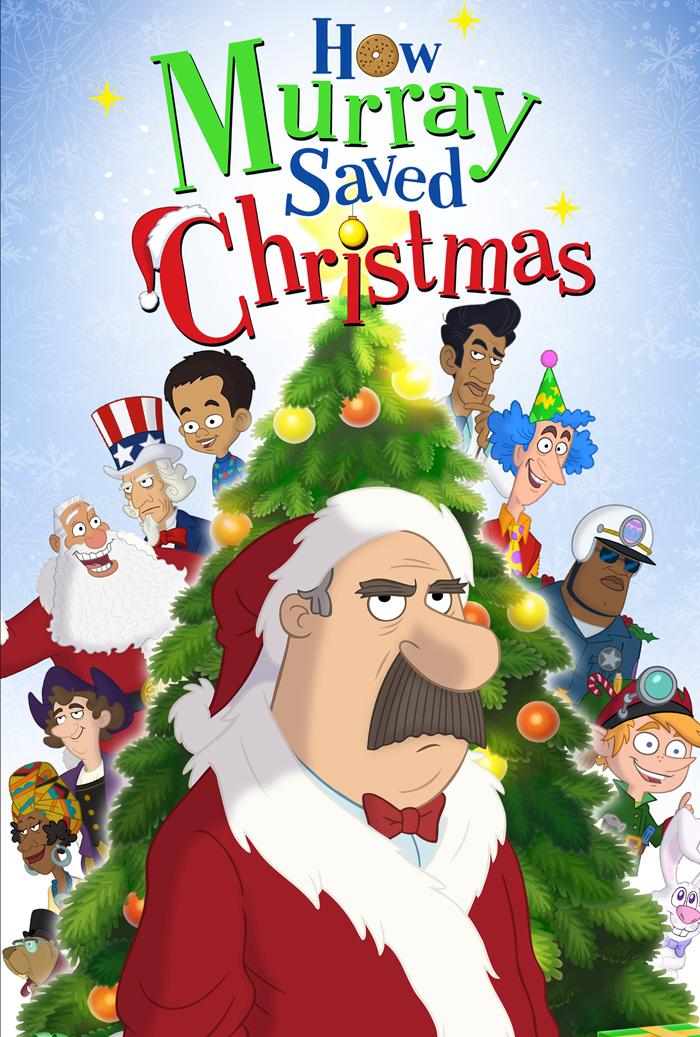 How Murray Saved Christmas.How Murray Saved Christmas Gnah Studios