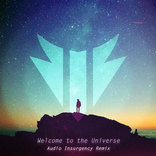 Carter Fox - Welcome to the Universe (Audio Insurgency Remix) - BIBLIOTEKA007 - SINGLE REMIX