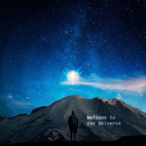 Carter Fox - Welcome to the Universe - BIBLIOTEKA006 - SINGLE