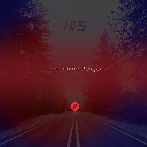 HF5 - Full Throttle Paranoid - BIBLIOTEKA005 - SINGLE