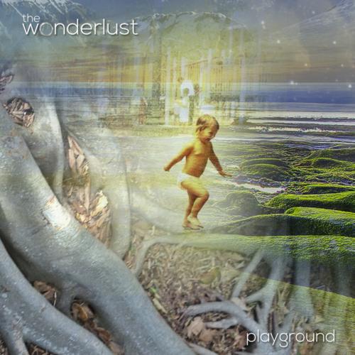 The Wonderlust - Playground - BIBLIOTEKA004 - EP