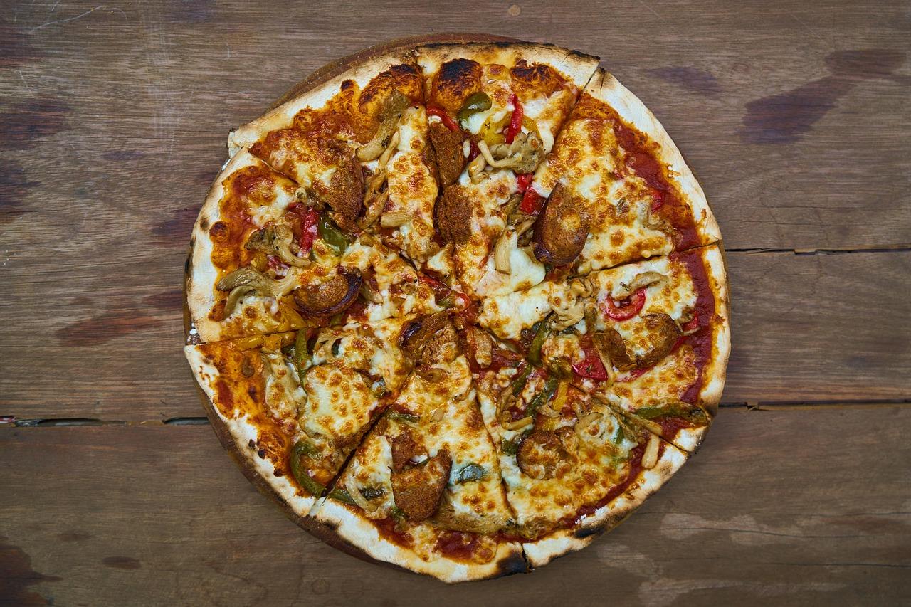 Pizza Pauls Kitchen Menu