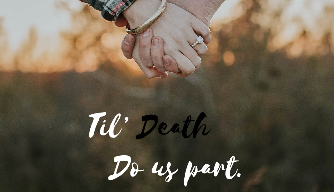 Til Death Do Us Part - How many marriages are thriving, and how many are just SURVIVING? Join us as we explore this question by considering the REAL problems that marriages face, and providing the biblical solution for a thriving marriage.