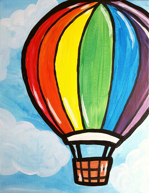 Glass City Balloon Race -