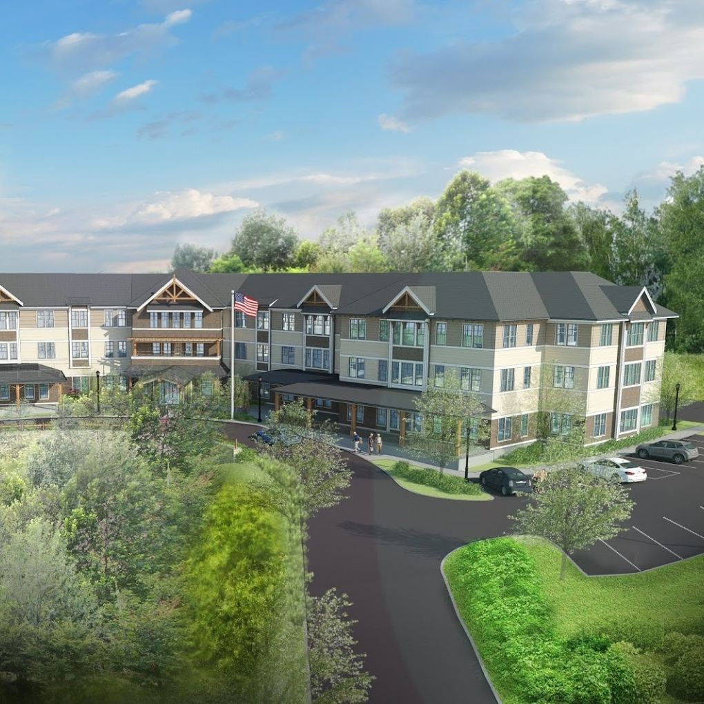 The Residence at Orchard Grove  Shrewsbury, Massachusetts $17,000,000 Assisted Living Facility Contractor:  Metro Walls, Inc.