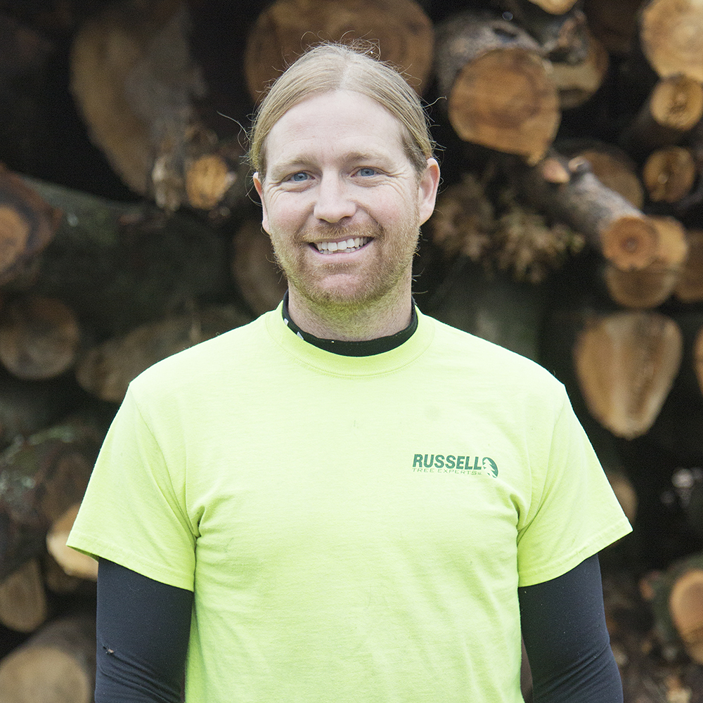 Jamie Ebright - TREE WELLNESS TECHNICIAN & PRODUCTION ARBORISTJamie has been a Certified Arborist since 2011 and has a background in Landscape Design/Build and Pesticide Applications. When he's not doing EAB treatments or Fall Fertilizations he likes to snowboard and spend time in his garden.▶ Landscape Design, Columbus State University▶ ISA Certified Arborist® OH-6291A▶ ODA Comm. Pesticide Lic. #125193▶ EHAP Certified▶ CPR & First Aid