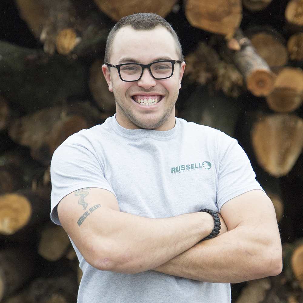 Harry Carter - PRODUCTION ARBORIST▶ Forestry Management, Hocking College▶ EHAP Certified▶ CPR & First Aid
