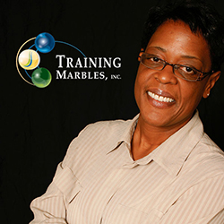 Dyann McDowell of Training Marbles