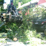 - First disaster relief crew is dispatched to Hurricane Irene