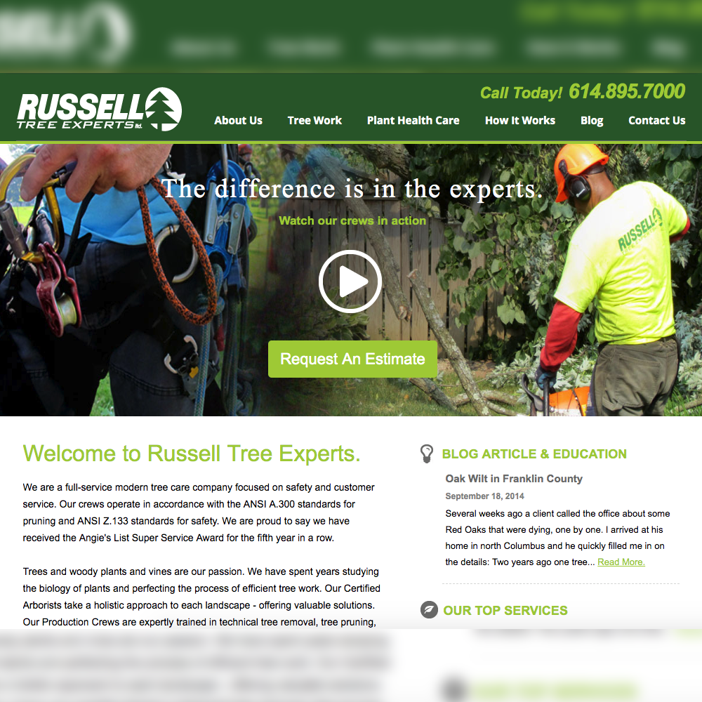 - Redesigned website is launched