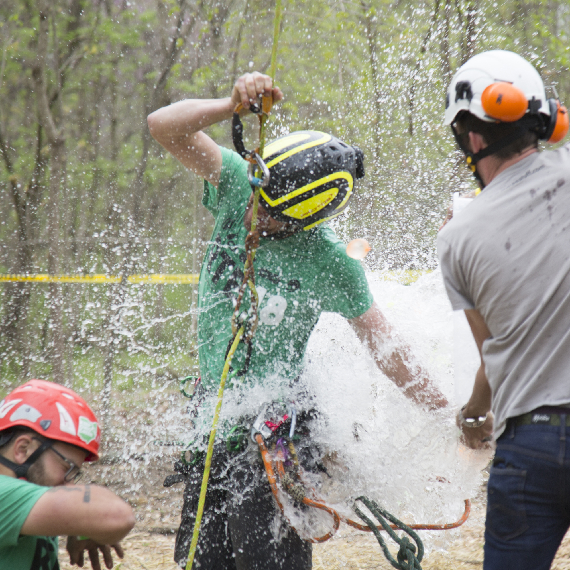 - Russell Tree Experts hosts RTE18, a tree climbing celebration and competition